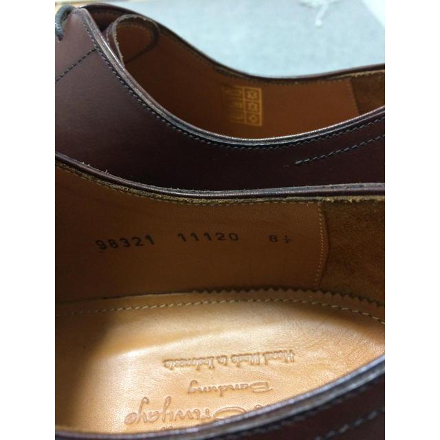 国府宮かずま様専用 未使用ジャランスリワヤ メンズの靴/シューズ(ドレス/ビジネス)の商品写真
