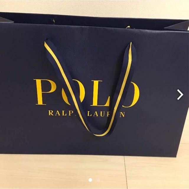 Ralph Lauren(ラルフローレン)のPOLO RALPH  LAUREN  ショッパー メンズのバッグ(その他)の商品写真