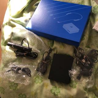 プレイステーションヴィーアール(PlayStation VR)の新型PS VR美品カメラ同梱版、バイオハザード7付き(家庭用ゲーム機本体)
