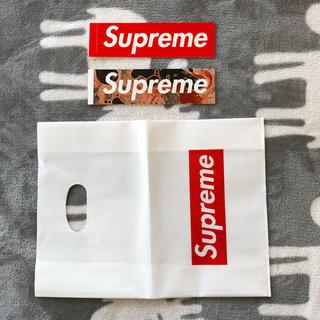 シュプリーム(Supreme)のシュプリーム SUPREME ステッカー ショッピングバッグ(その他)