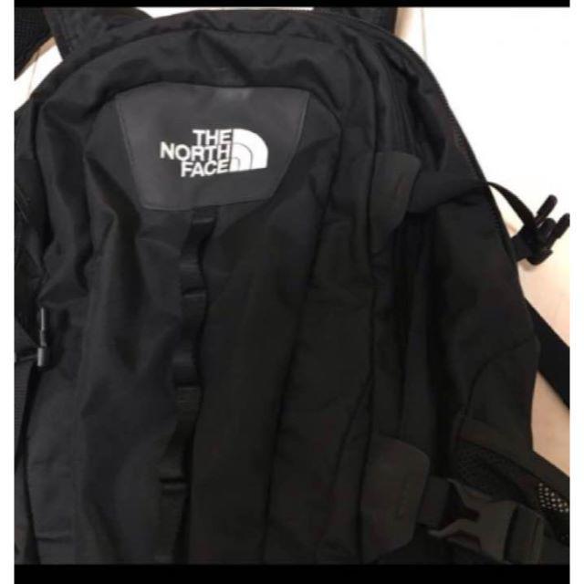 THE NORTH FACE(ザノースフェイス)のTHE NORTH FACE ホットショット メンズのバッグ(バッグパック/リュック)の商品写真