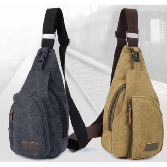 ☆夏特価◆ 斜めがけショルダーバッグ  カジュアルボディバッグ メンズのバッグ(ショルダーバッグ)の商品写真