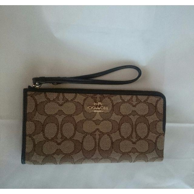 COACH(コーチ)の新品COACH長財布 レディースのファッション小物(財布)の商品写真