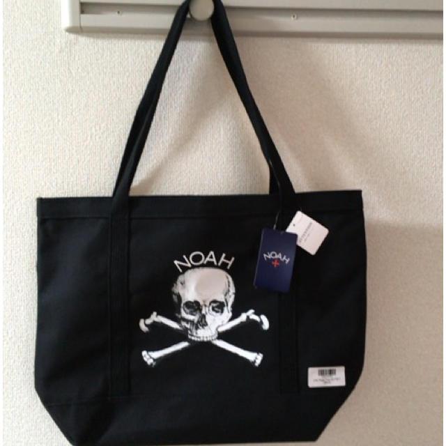 Supreme(シュプリーム)のnoah NYC トートバッグ ドクロ メンズのバッグ(トートバッグ)の商品写真