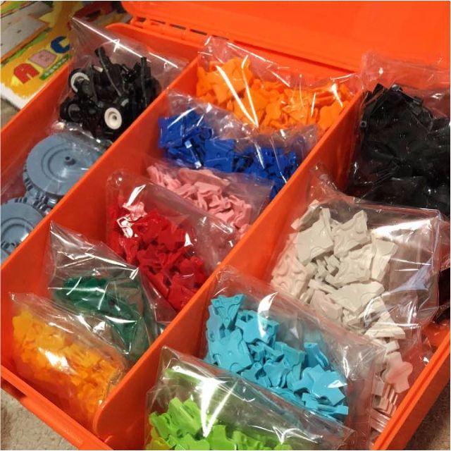 LaQセット キッズ/ベビー/マタニティのおもちゃ(知育玩具)の商品写真