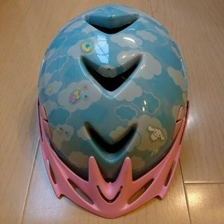 シナモロール(シナモロール)のシナモロール・自転車用ヘルメット(子供)(その他)