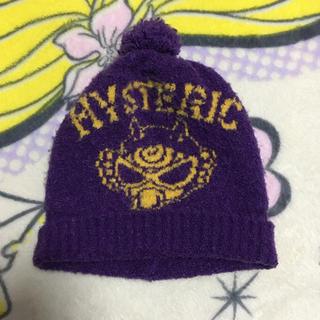 ヒステリックミニ(HYSTERIC MINI)のヒス ニット帽(その他)