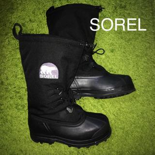 ソレル(SOREL)のSOREL(ソレル)スノーブーツ(ブーツ)