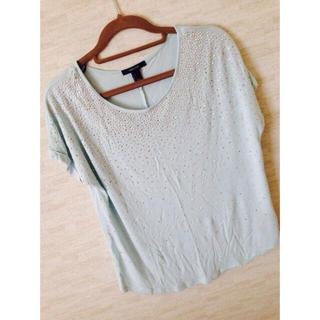 フォーエバートゥエンティーワン(FOREVER 21)のキラキラ Tシャツ(Tシャツ(半袖/袖なし))