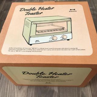 BRUNO トースター(調理機器)