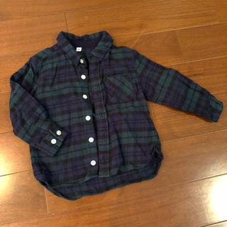 MUJI (無印良品) - 無印良品☆チェックシャツ