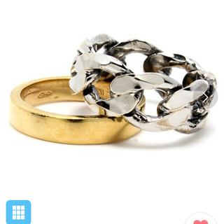 イオッセリアーニ(IOSSELLIANI)のIOSSELLIANI ring(リング(指輪))