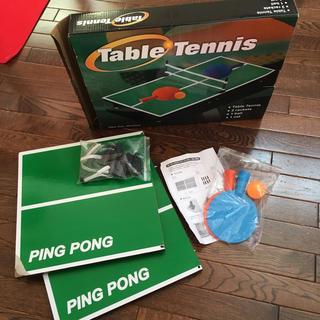 テーブルテニス♡ ピンポン(スポーツ)