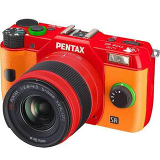ペンタックス(PENTAX)のPENTAX Q10 エヴァンゲリオン アスカver(ミラーレス一眼)