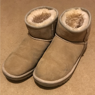 アグ(UGG)のUGG アグ ムートン ショート ブーツ 25㎝(ブーツ)