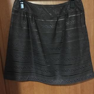 ストラ(Stola.)のストラ レーススカート(ひざ丈スカート)
