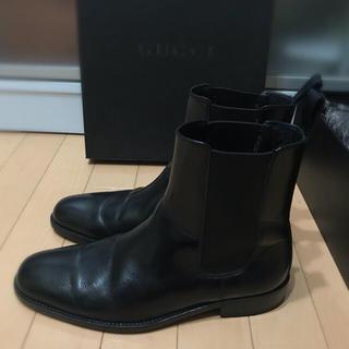 グッチ(Gucci)のGUCCI トムフォード期 サイドゴアブーツ(ブーツ)