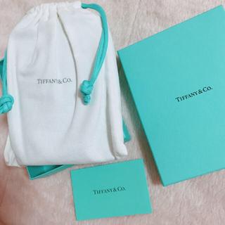 ティファニー(Tiffany & Co.)の未使用★ティファニー パスポートケース(旅行用品)