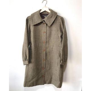 ジバンシィ(GIVENCHY)のvintage givenchy feminine coat (チェスターコート)