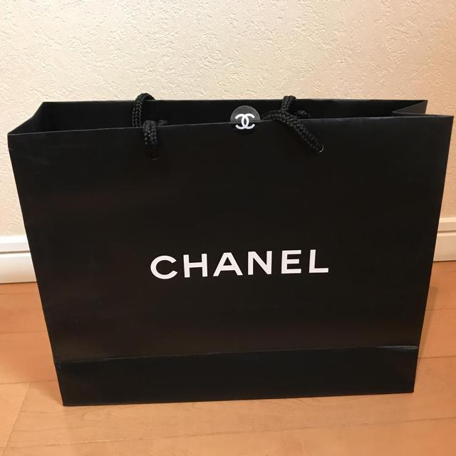 b726067843f0 CHANEL - CHANEL 紙袋 カメリア付きの通販 by Sacco's shop|シャネル ...