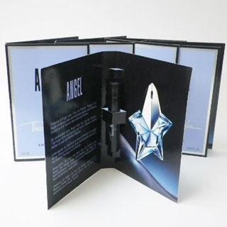 ティエリーミュグレー(Thierry Mugler)のティエリーミュグレー新品エンジェル 1.2ml正規非売品スティックスプレー激レア(香水(女性用))