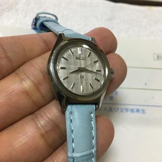グランドセイコー(Grand Seiko)のグランドセイコー レディース 手巻き 1964-0010 プラチナ(腕時計)