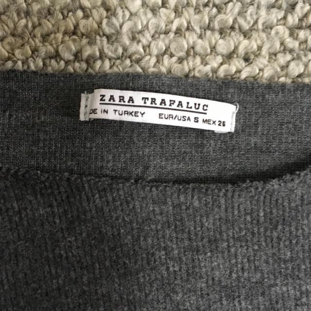 ZARA(ザラ)のザラ トップス レディースのトップス(ニット/セーター)の商品写真