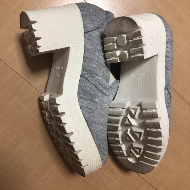 しまむら(シマムラ)のスリッポン レディースの靴/シューズ(ハイヒール/パンプス)の商品写真
