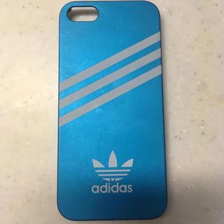 アディダス(adidas)のiphone SE ケース(iPhoneケース)