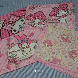 シマムラ(しまむら)のマイメロ 枕カバー 毛布(枕)