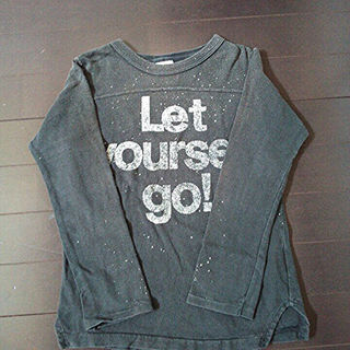 デニムダンガリー(DENIM DUNGAREE)の最終価格 DenimDungaree  ロングTシャツ(その他)