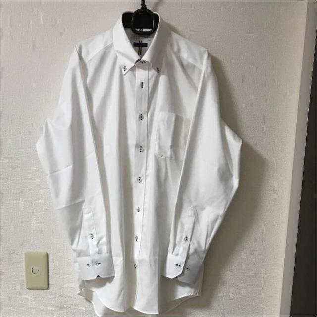しまむら(シマムラ)のシャツ1 メンズ LL 2枚セット メンズのトップス(シャツ)の商品写真