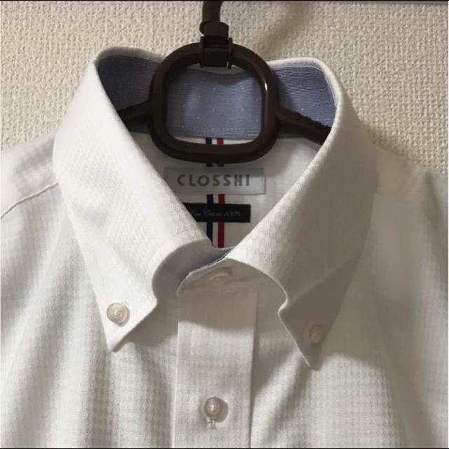 しまむら(シマムラ)のシャツ2 メンズ LL 長袖2枚セット メンズのトップス(シャツ)の商品写真