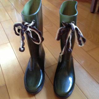 FIN レインブーツ(レインブーツ/長靴)