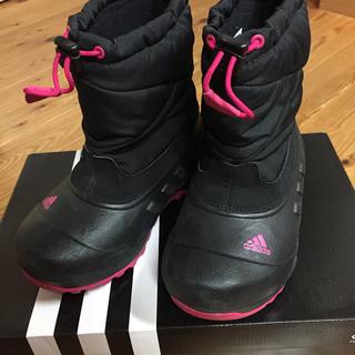 アディダス(adidas)のktmk810様専用  アディダス スノーブーツ  19.0(ブーツ)