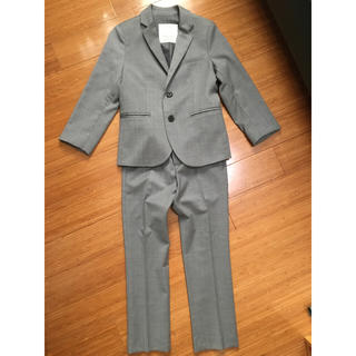 ザラ(ZARA)のZARA ボーイズスーツ上下セット110 5歳 13000円(ドレス/フォーマル)