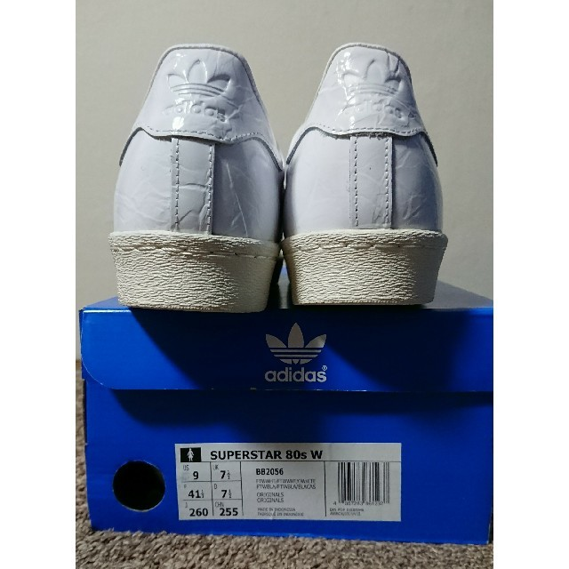 adidas(アディダス)のadidas originals 80s Super Star  メンズの靴/シューズ(スニーカー)の商品写真