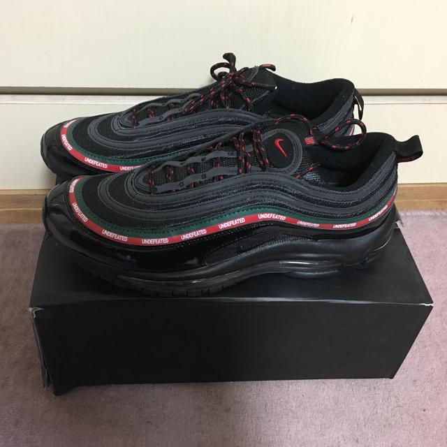 NIKE(ナイキ)のエアマックス97 メンズの靴/シューズ(スニーカー)の商品写真