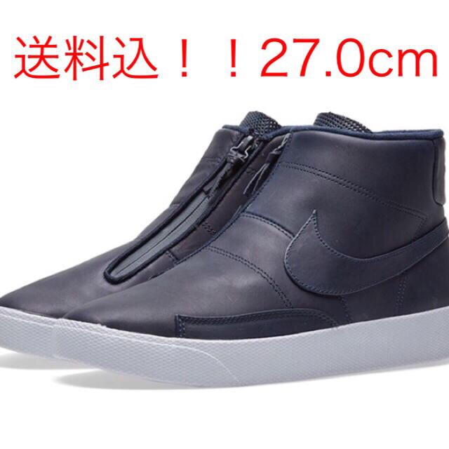NIKE(ナイキ)の27.0 BLAZER ADVNCD ナイキラボ ブレーザー アドバンスト メンズの靴/シューズ(スニーカー)の商品写真