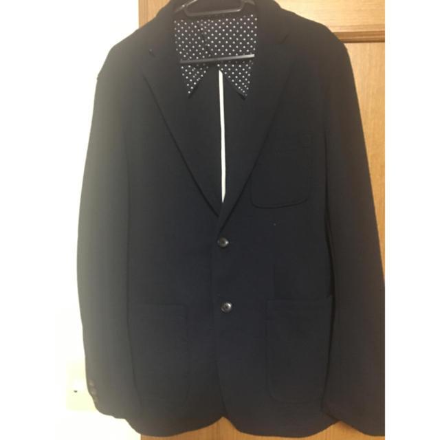GU(ジーユー)のジャケット 最安値 メンズのジャケット/アウター(ノーカラージャケット)の商品写真
