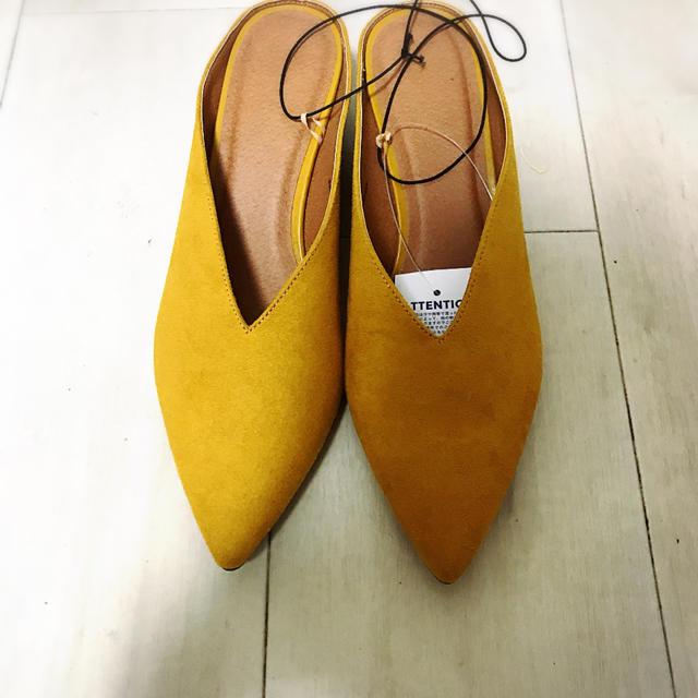GU(ジーユー)の26日までお取り置き レディースの靴/シューズ(ミュール)の商品写真