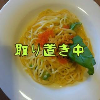 ローリーズファーム(LOWRYS FARM)のローリーズ/透け花柄(ニット/セーター)