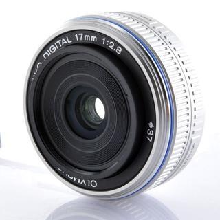 オリンパス(OLYMPUS)のOlympus m.zuiko 17mm f2.8(レンズ(単焦点))