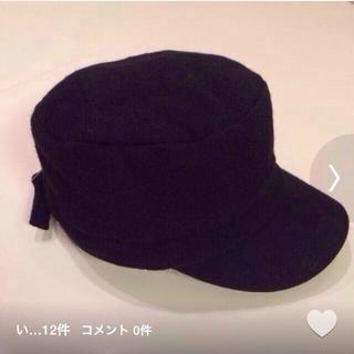 ムジルシリョウヒン(MUJI (無印良品))の無印良品 * 帽子(キャップ)