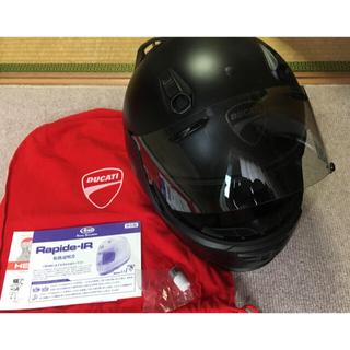 ドゥカティ(Ducati)のアライ×ドゥカティ ヘルメット LOGO14 Rapide-IR (ヘルメット/シールド)
