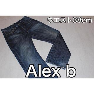 アレックスビー(ALEX.B)のAlex B アレックスビー ロサンゼルス ジーンズ ジーパン 29 アメカジ(デニム/ジーンズ)