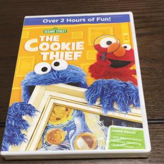 セサミストリート(SESAME STREET)のセサミストリート DVD cookie THIEF(キッズ/ファミリー)