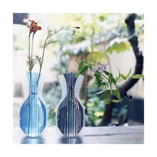 ディーブロス(D-BROS)のD-BROS フラワーベース 2017新色 花びん フラワーアレンジメント(花瓶)