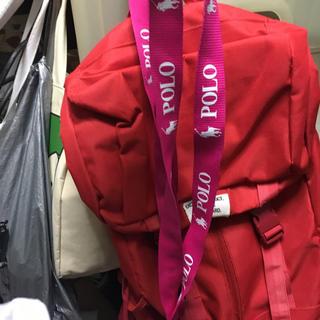 ラルフローレン(Ralph Lauren)のラルフローレン ネックストラップ ピンク(ネックレス)