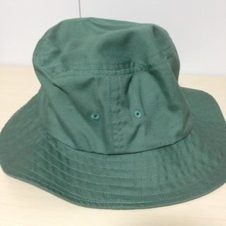 ムジルシリョウヒン(MUJI (無印良品))の無印良品 ハット 帽子 カーキ(ハット)